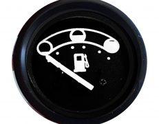 Indicador de Combustível – 52mm – 12V