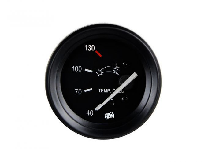 Termômetro Elétrico do Óleo 60mm 40 – 130ºC