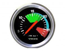 Tacometro 2800RPM 885Hz 24 Volts – 80mm