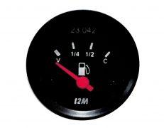 Brasília – Indicador Combustível Calibrado p/Bóia Horasa 60mm 12V