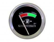Manômetro Pressão Combustível 28Psi – 52mm – 1/8x27NPTF