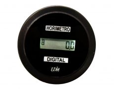Horimetro Digital 52mm Bi Volt