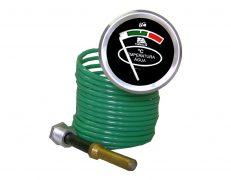Termômetro da Água 40-120ºC – 52mm 5/8×18 Cabo 1,00mt