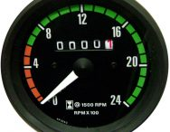 Tratometro Mecânico 2500RPM HR 1500 – 85mm