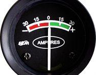 Amperímetro 30 Amperes – 52mm