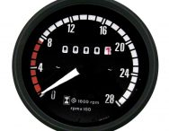 Tratometro Mecânico 2500RPM HR 1800 – 85mm