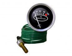 Termômetro Água 40-100ºC Red. 60mm M14 x 1,5 Cabo 2,50 mt.